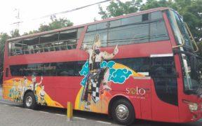 wisata bus tingkat solo