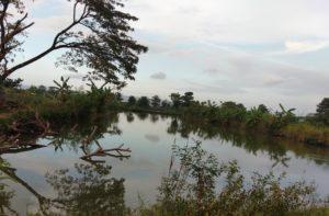 Talun desa Wisata Pemancingan