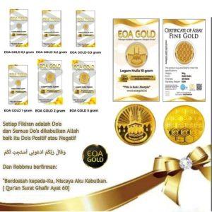 Investasi Emas bagi Pemula